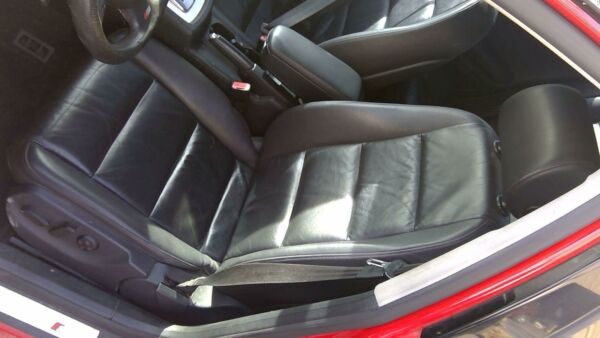 2006 2008 Audi A4 Driver LH Front Leather Electric Bucket Seat 9P3 $379.99