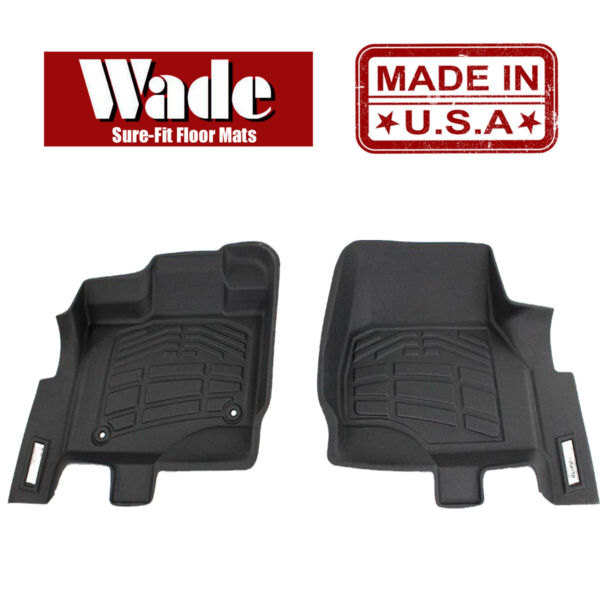 Sure Fit Floor Mats Front Fits 2007 2013 Chevy Silverado 1500 $82.65
