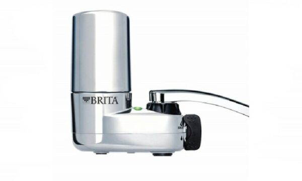 Brita On Tap Chrome Water Faucet Filtration System Standard Faucets Only Chrome