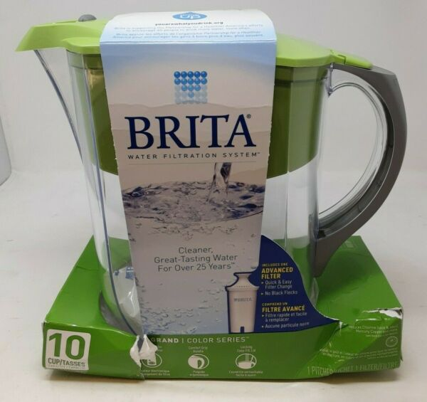 Brita Pitcher Green