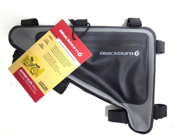 Blackburn Outpost Elite Frame Bag Small $104.95