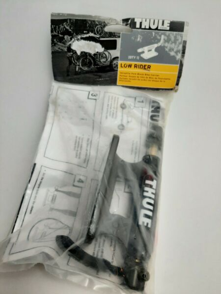 Thule Bike Carrier Low Rider Model 821 Brand New Free Shipping $36.00