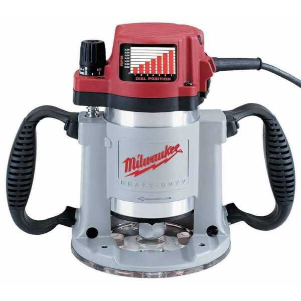 Milwaukee 5625 20 3 1 2 Max HP Fixed Base Production Router