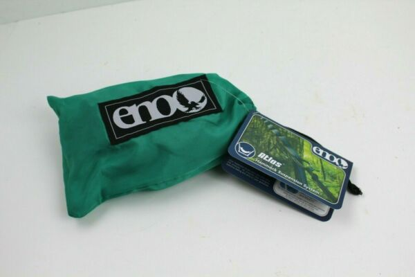 ENO Eagles Nest Outfitters Atlas Hammock Straps Suspension System $29.99