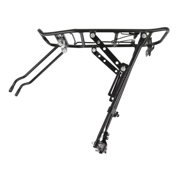 Bicycle Mountain Bike Rear Rack Seat Post Mount Pannier Luggage Holder Carrier $20.58