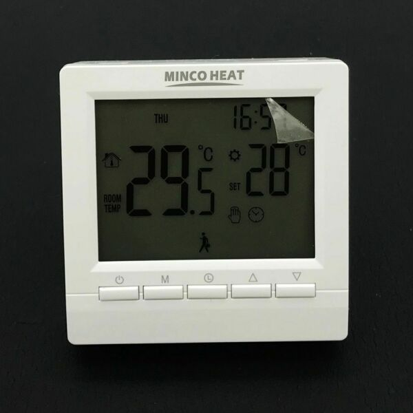 Programmable Gas Boiler Heating Temperature Regulator Hand Control Thermostat $25.99