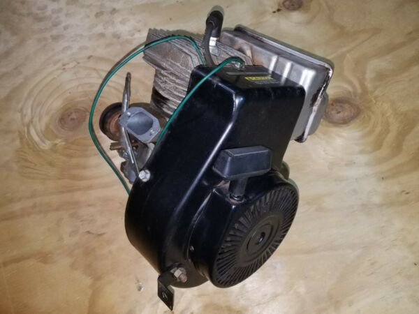 John Deere TRS 21 Snow Blower Thrower COMPLETE ENGINE ASSEMBLY Tecumseh Tested