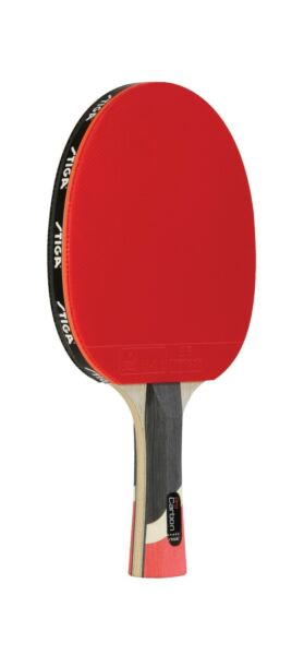 STIGA Pro Carbon Performance Level Table Tennis Racket with Carbon Technology... $74.99