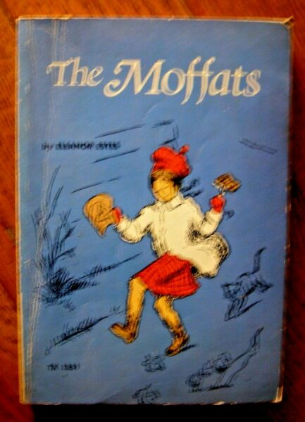 Vintage The Moffats by Eleanor Estes Scholastic 1975 Free shipping