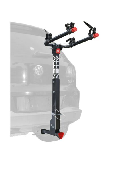 Allen Sports 2 Bike Hitch Racks for 1 1 4 in. and 2 in. Hitch Deluxe Locking $154.99