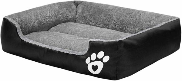 Dog beds for Small Medium Big Extra Large Dogs Super Soft Pet Sofa Cats Bed $33.99