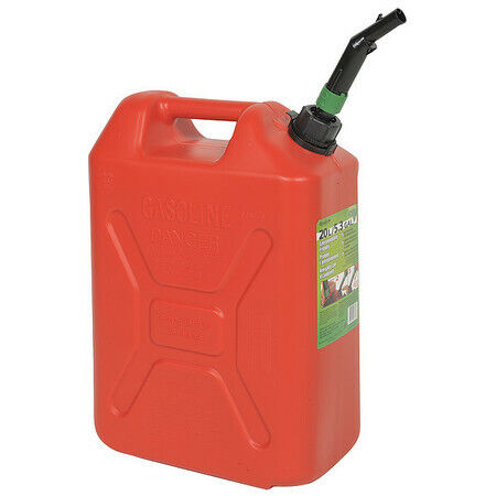 Scepter Fg4rvg5 Gas Can5 Gal. Cap.Self VentingRed $32.99