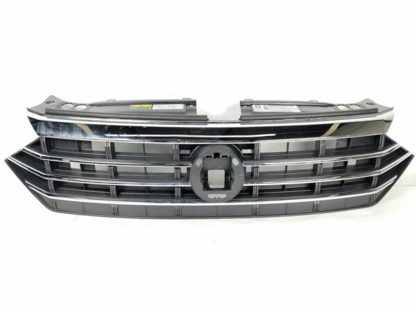 2019 Volkswagen Jetta Front Upper Grille Grill 17a.853.653.E OEM 19