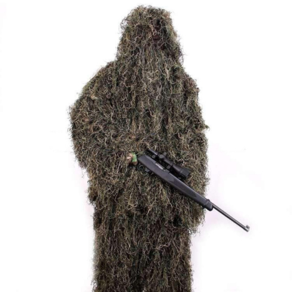 The Woodsman Ghillie Suit 2nd Generation