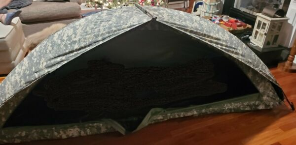 Military Tent ACU Improved Combat Shelter One Man Tent