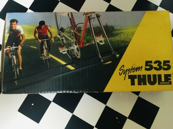 Vintage NOS Thule Bike Stand Rack model 535 $100.00