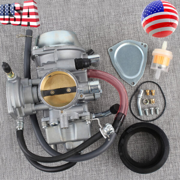 Carburetor for Yamaha Grizzly 660 YFM660 2002 2008 New Carb $40.67