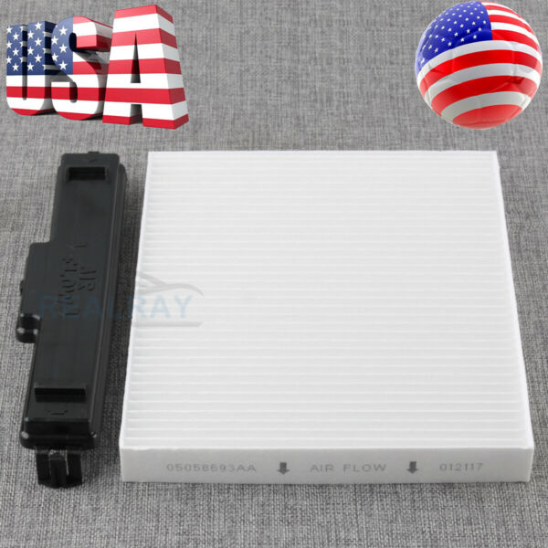 New Cabin Air Filter Package 68406048AA For Dodge Ram 1500 2500 3500 3.6 5.7 6.7 $23.96