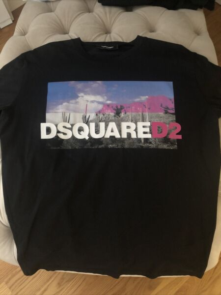 dsquared2 T Shirt Xxl $59.99