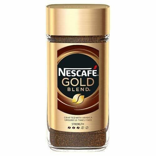 Nescafe Gold Blend Instant Coffee 200g 7.05oz USA seller Exp. 2 22 $19.99