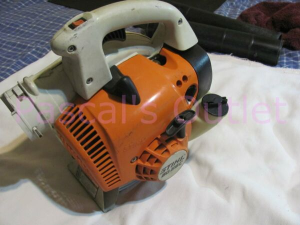 Stihl BG 56C Series Mix Gas Blower Hand Held Leaf amp;amp; Debris Blower 2 Cycle