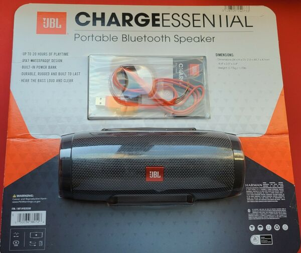 JBL Charge Essential Portable Bluetooth Speaker $69.90