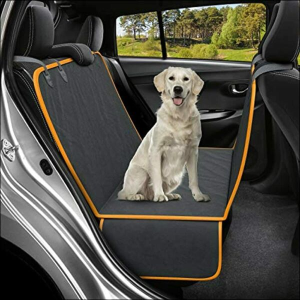 Active Pets Dog Back Seat Cover Protector Waterproof Scratchproof Hammock Dogs $46.05