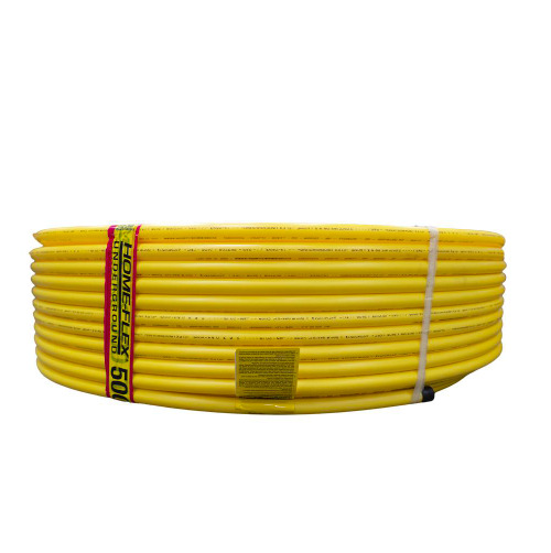 Gas Pipe Natural Gas and Propane Polyethylene Line Underground 250 ft. 1 2 in. $83.06
