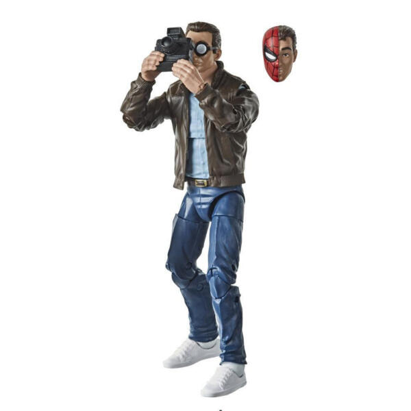 Hasbro Marvel Legends Series Spider Man 6 inch Collectible Peter Parker Action