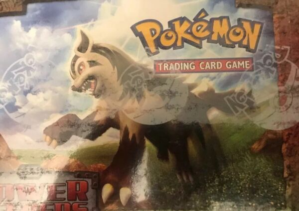 Pokemon Ex Power Keepers Theme Deck Box Factory Sealed 8 Theme Decks