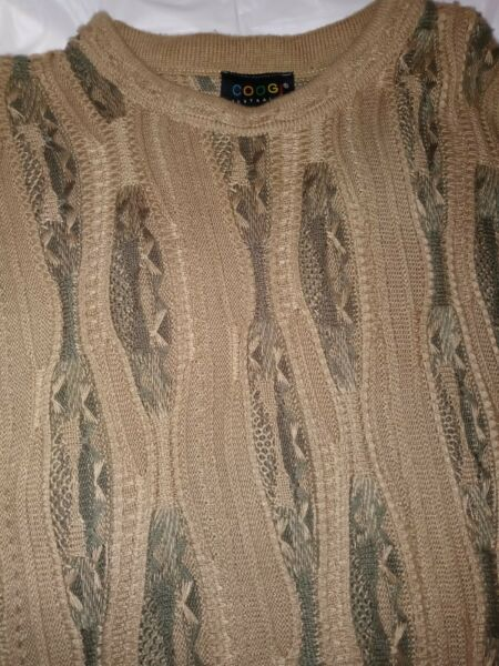 Coogi sweater xl $70.00