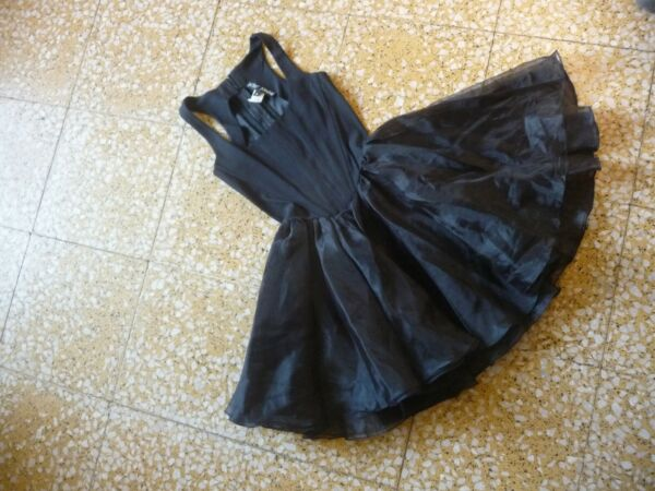 Vintage Betsey Johnson Corset Tutu Dress petite