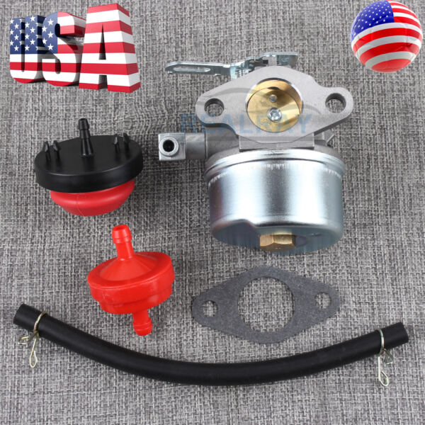 New Carburetor Carb for 5 HP 24quot; Snowblower Ariens ST524 with Gasket Fuel Filter