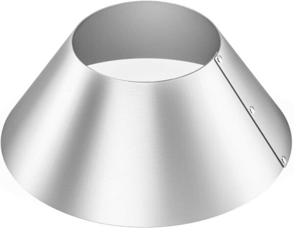 Stainless Steel BBQ Vortex For 18quot; 22quot; amp; 26quot; Weber Kettle Charbroil Grill