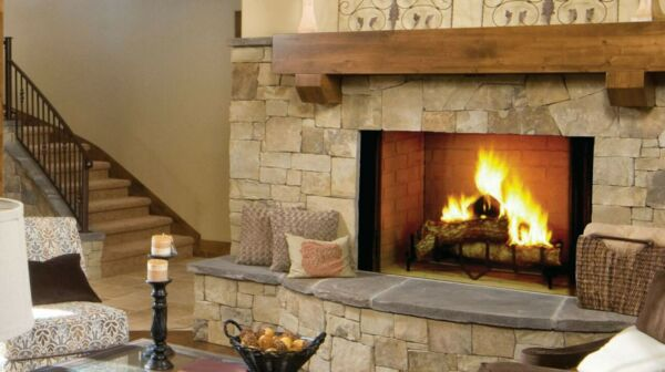 Majestic Biltmore 36quot; Wood Fireplace $1739.00
