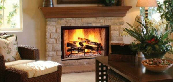 Majestic Biltmore 42quot; Wood Fireplace $2339.00