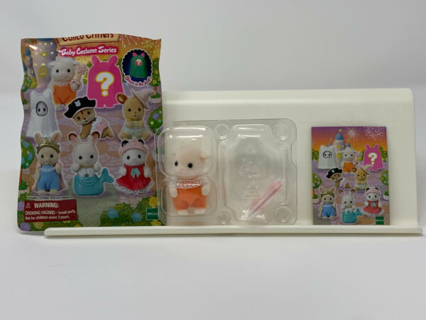 Calico Critters Baby Costume Series Blind Bag Figure Jenny Brightfield Goat
