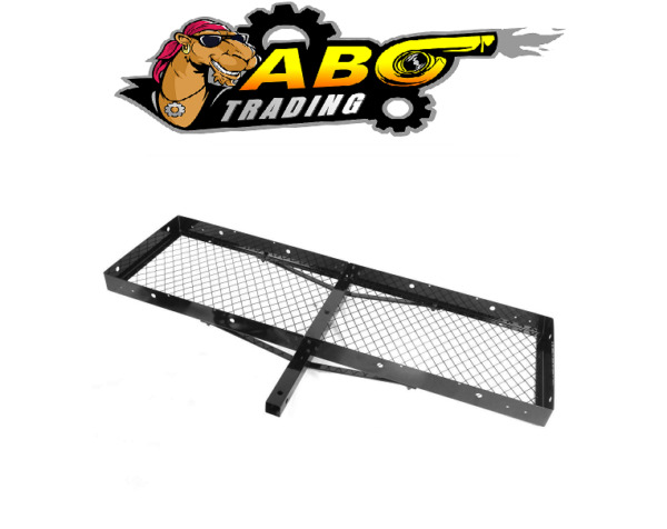 Smittybilt For Receiver Rack 20quot; X 60quot; 500 Lb Rating Fits 2 Receivers 7700 $101.68