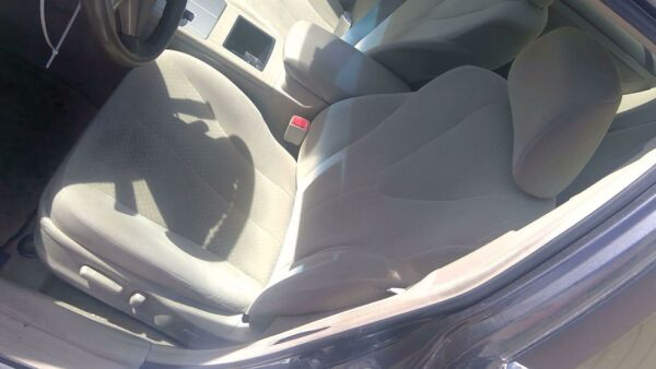2007 2008 2009 Toyota Camry Driver LH Left Front Gray Cloth Electric Bucket Seat $367.99