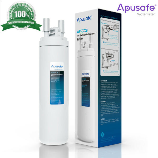 APUSAFE Fits Water Filter Frigidaire WF3CB Puresource 3 Replacement Filter $66.73