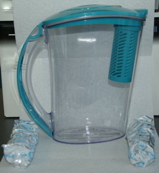 Brita Pitcher amp; Filters Stream Filter As You Pour Never Used
