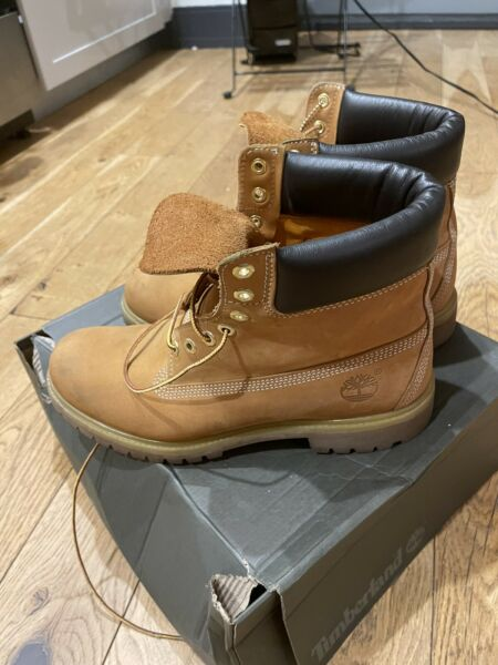 mens timberland boots size 11 $59.00