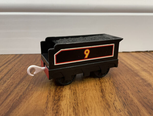 Thomas amp; Friends Trackmaster For Motorized Set Donald #9 Tender Only RARE HTF $15.99