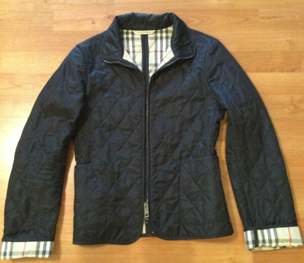 Burberry London Jacket Size Xs $225.00