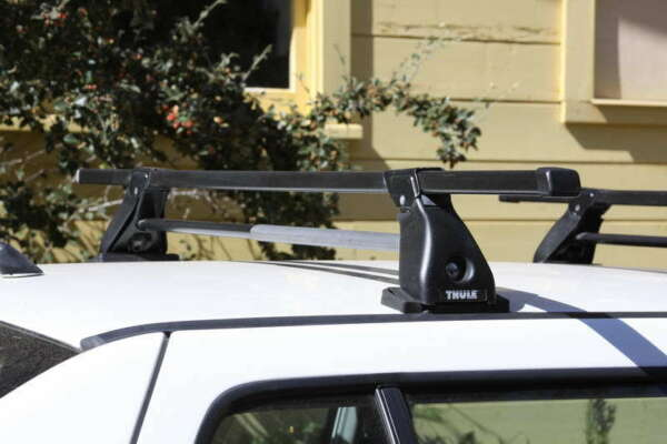 Thule 444 or 451 Specialty Base Roof Rack for VW 93 98 JETTA GOLF or97 FORD F150 $399.00