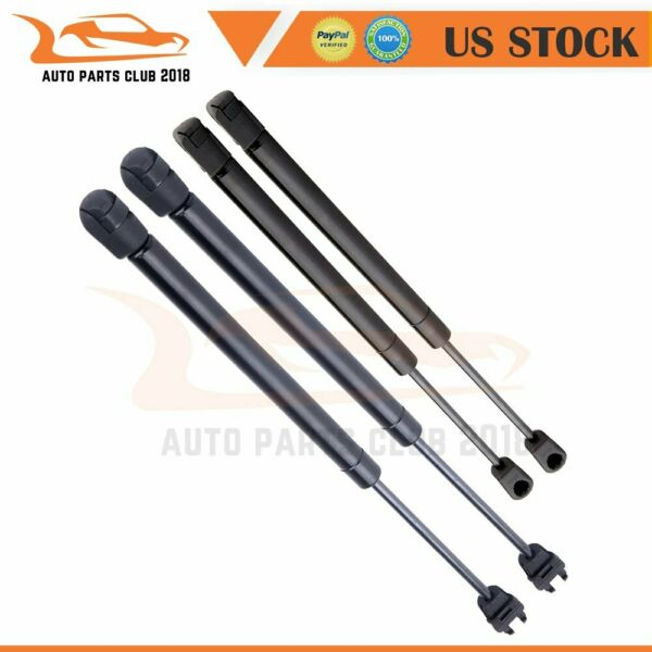 For Chrysler 300 2005 2008 2 Hood amp; 2 Trunk Lift Supports Gas Spring Struts $24.89
