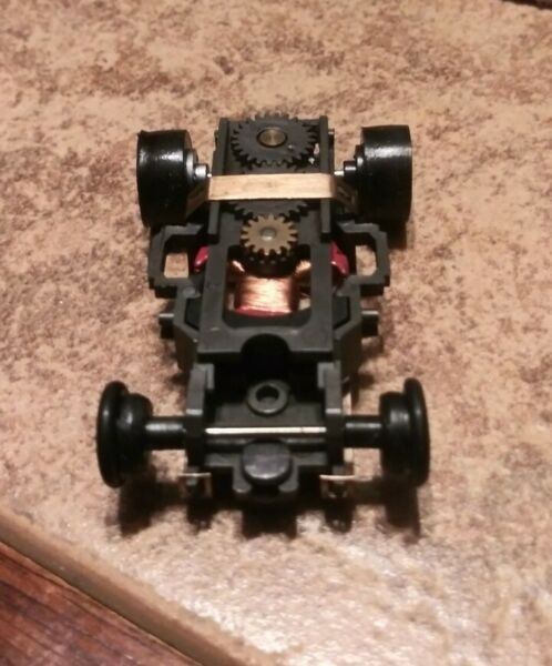 Aurora AFX Magna Traction Chassis