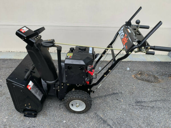 Pickup Only Snow Tek by Ariens Snowblower 24quot; 9.5TQ Two Stage Model# 920402