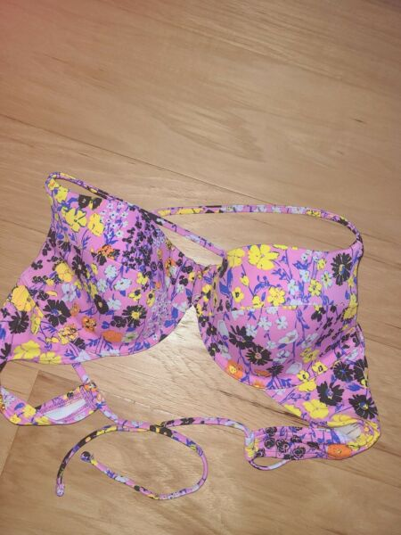 Out From Under For Urben Outfitters Women's Bikini Top Only SZ XL $7.00