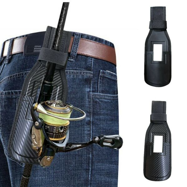 1* Fishing Bag Rod Bag Reel Case Mini Small Carrier Holder Fishing Pole Storage C $15.96
